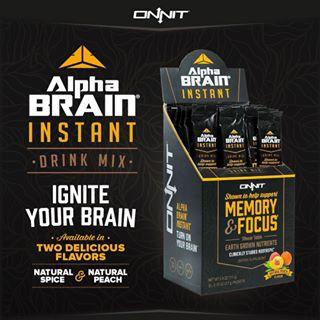 Alpha Brain Instant Erase Brain Fog Supplement Journal