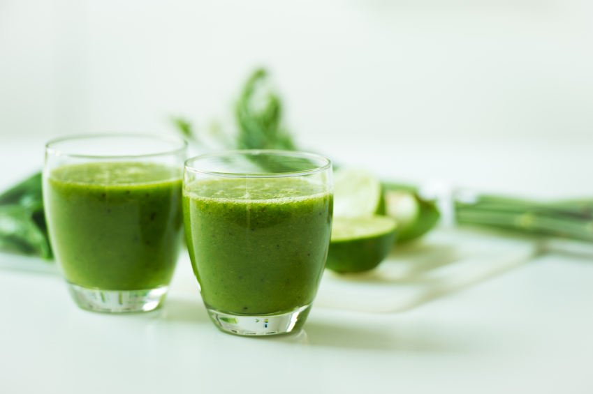 Green Juice Recipe: Dr. Oz's Green Drink
