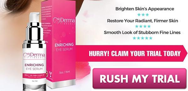 how to cancel derma vibrance enriching eye serum