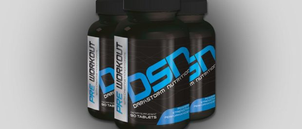 DSN Pre-Workout